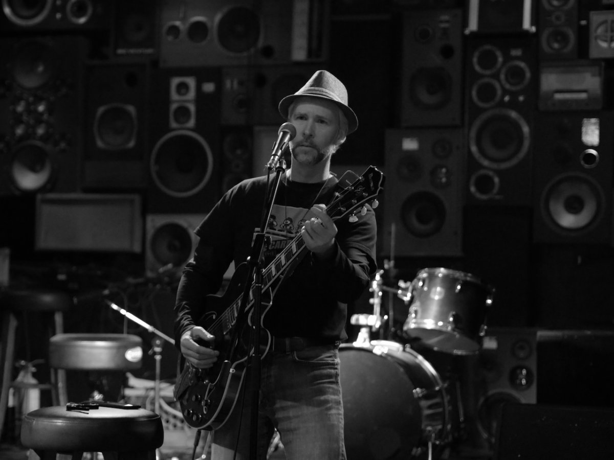 JeffaCubed - StudioRecords - Vancouver (b/w)
